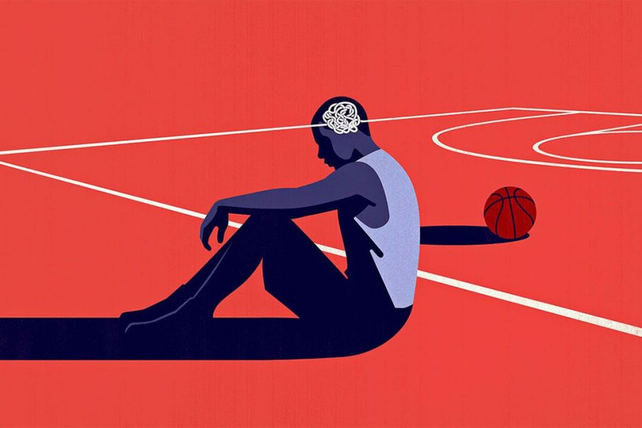 Mental Health in Sports