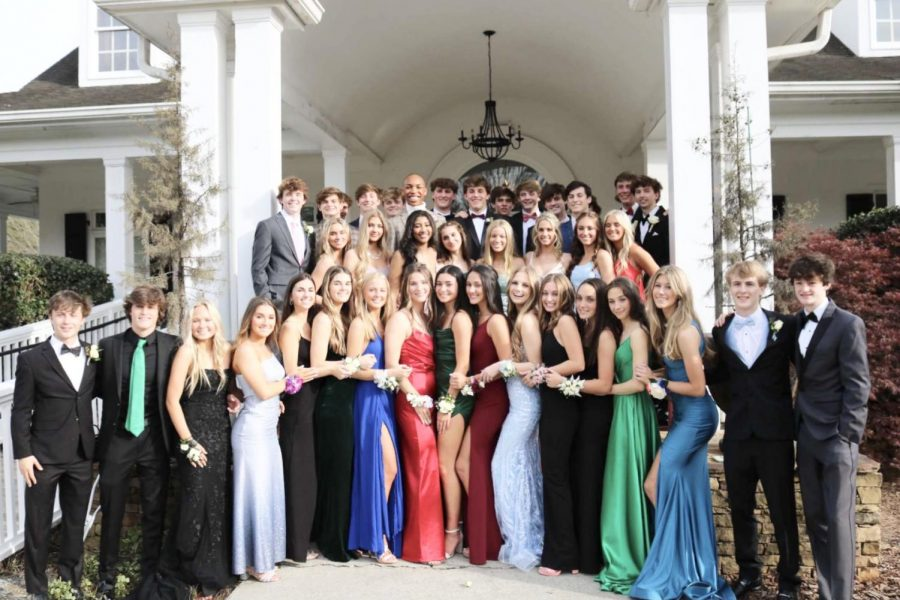 Prom Best Dressed List
