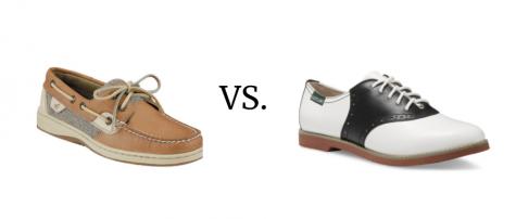 The Shoe Dilema: Which Shoe Do You Choose?