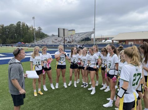 The Kick-Off of a New Tradition: Girls Flag Football